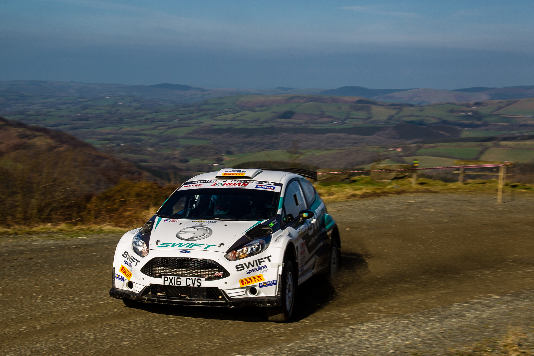 The Rallynuts Stages Rally - 14th April 2018
